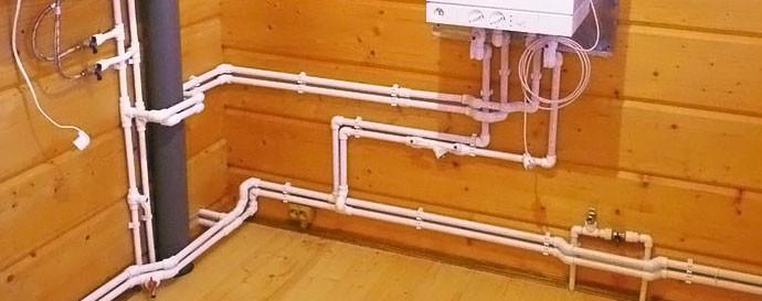 Для проведения водопровода в