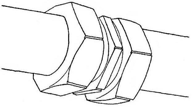 Наиболее известные соединения труб: метрическое, дюймовое, трапецеидальное, трубное цилиндрическое, метрическое коническое, упорное и т.д.