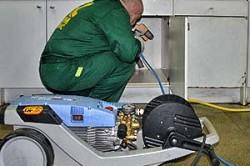 Установка для термической прочистки канализации