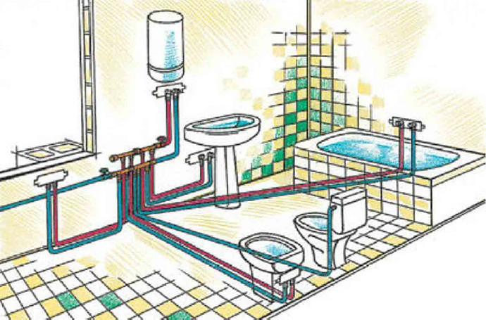 Установка замена и поверка счетчиков воды в Москве