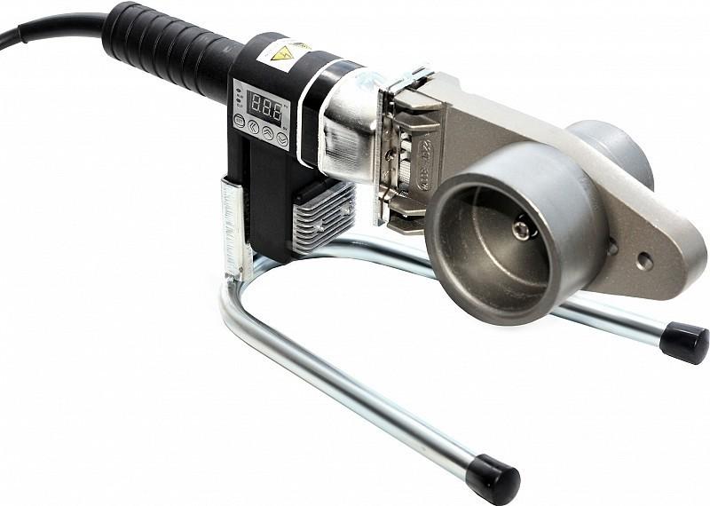 Для сварки полипропиленовых труб существует специальное устройство. Если нет возможности приобрести его, можно использовать паяльник или нагреватель.