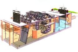 Система механической очистки сточных вод