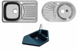 Образцы кухонных моек