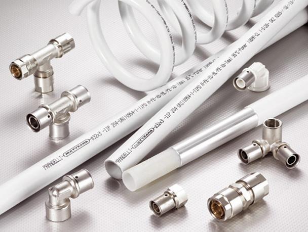 Одним из видов пластиковых труб являются металлопластиковые трубы, которые чаще всего используются в отоплении.