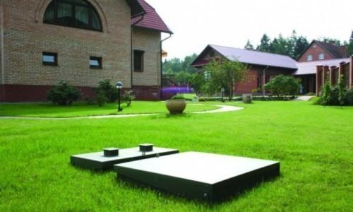 Септик частного дома