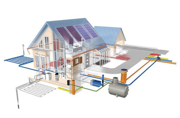 Инженерные системы в частном доме