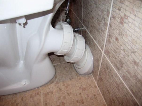 Фановая канализационная труба