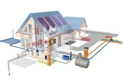 Проект монтажа внешних систем водоснабжения и канализации