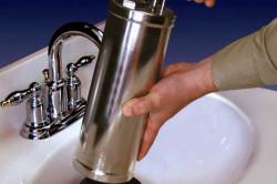 Химический способ очистки трубы